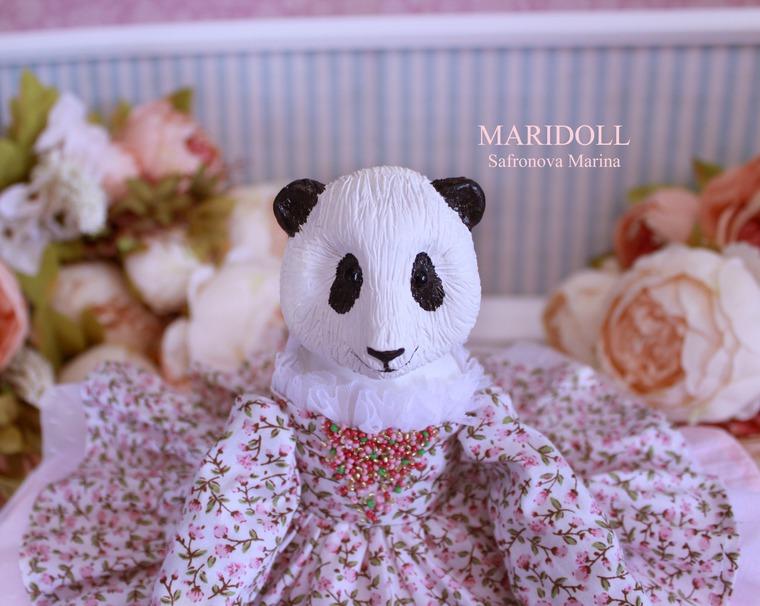панда, maridoll сафронова марина