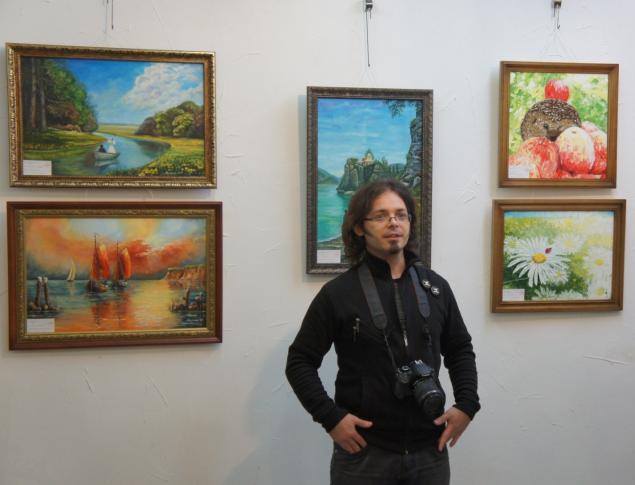 выставка-продажа, рисовать