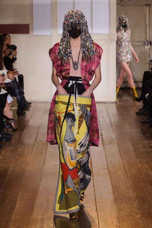 Maison Martin Margiela Haute Couture весна-лето 2014, фото № 14