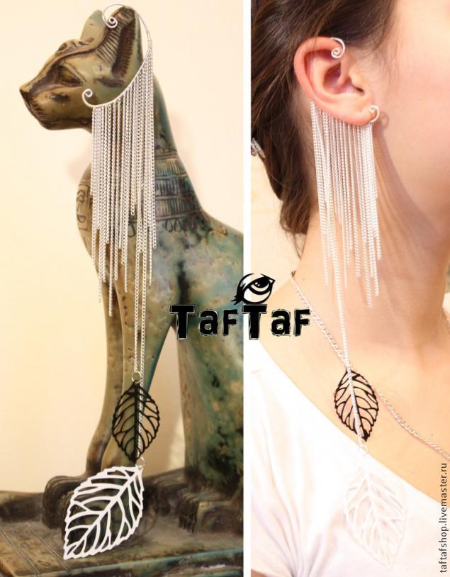 кафф, нестандартные украшения, украшения ручной работы, wire wrap