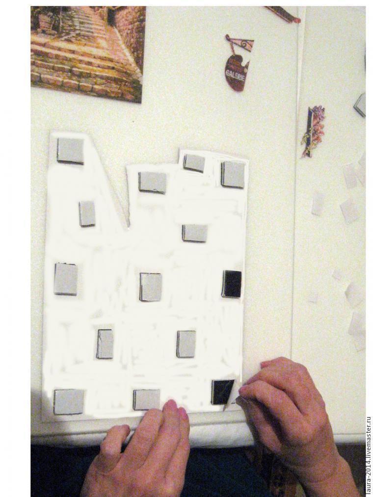 3D картина своими руками. Папертоль или 3D декупаж, фото № 9