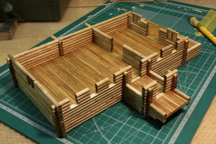 деревянное зодчество