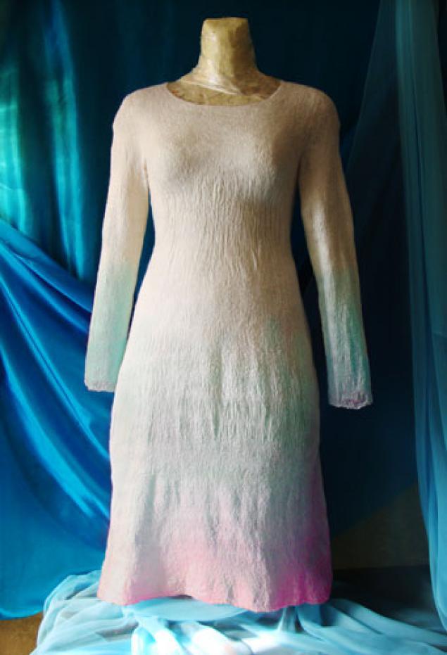 Этот МК расчитан на тех у кого мало опыта в создании валяной одежды, ну и конечно тем...