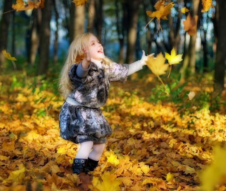 день шуршания листьями картинки то