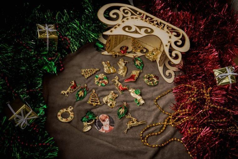 подарки на новый год, подарок к рождеству, винтажный подарок, украшения, новогодние цацки