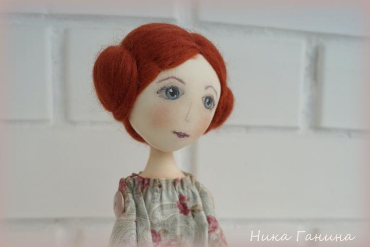 мастер-класс, кукла своими руками, куклы