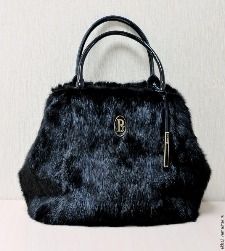ccb62ef2655d Шьем сумку из меха норки – мастер-класс для начинающих и профессионалов