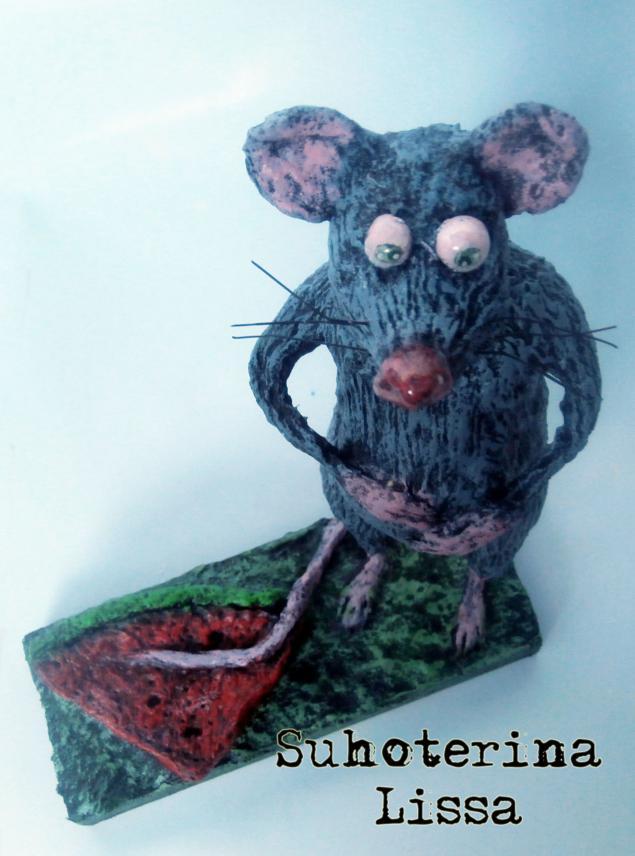 У меня поселился переевший крыс!, фото № 4