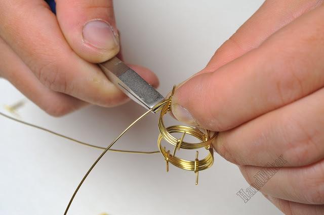 Властелин колец, или Как создать перстень из одного цельного куска проволоки, фото № 14