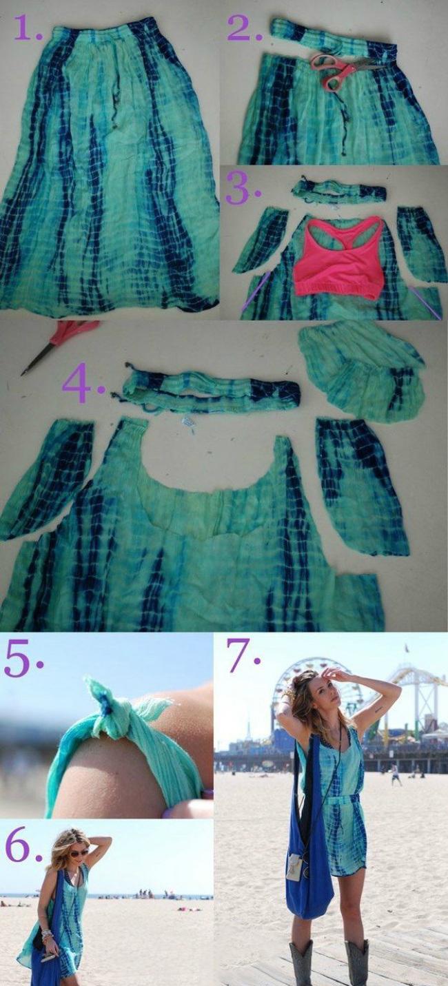 Рисунок на одежде своими руками фото