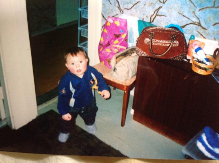 детство, старые фотографии