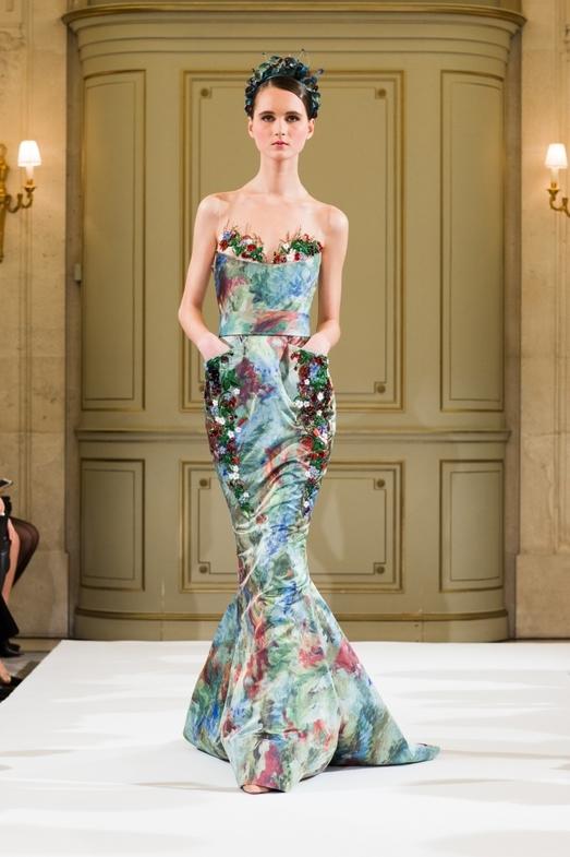 Yanina Haute Couture весна-лето 2014, фото № 8