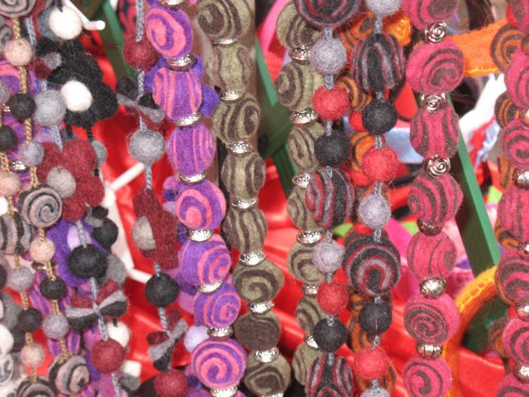 Рождественская рукодельная ярмарка в Санта-Мария-Маджоре, фото № 47