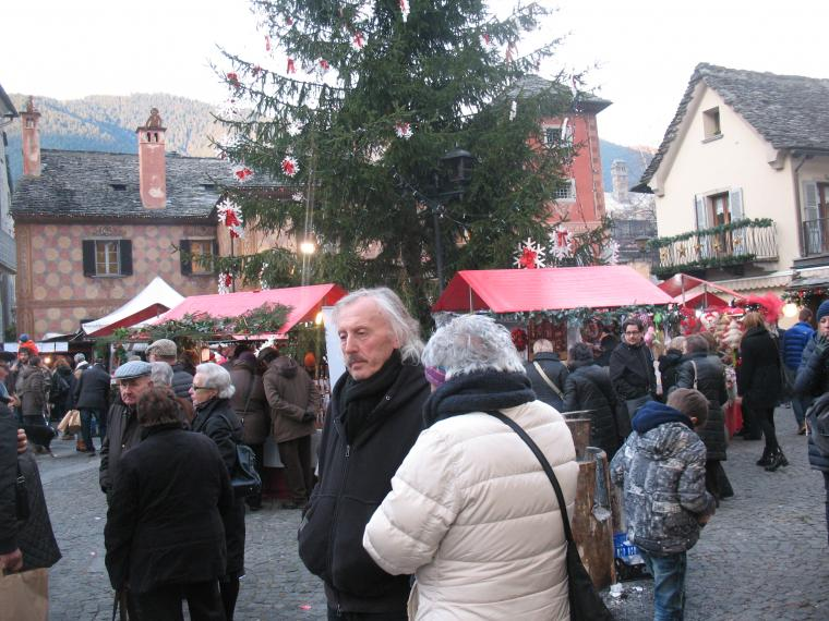Рождественская рукодельная ярмарка в Санта-Мария-Маджоре, фото № 7