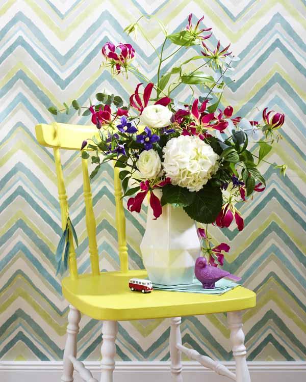 глориоза, экзотические цветы