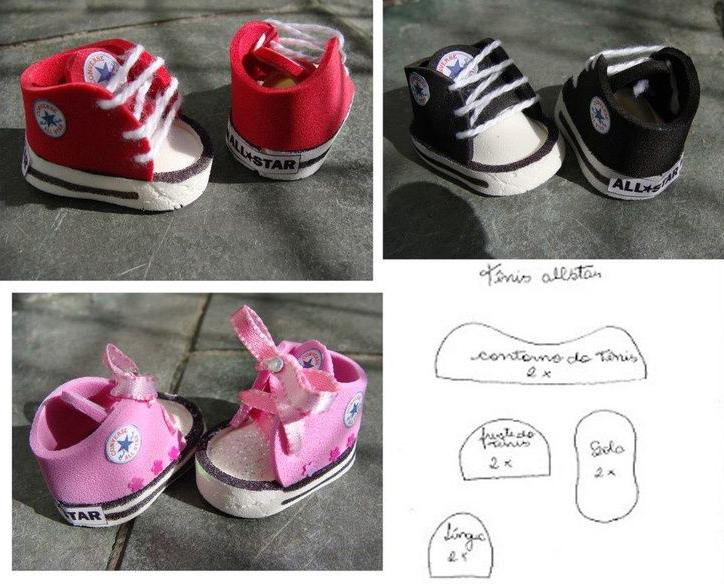 Как своими руками сделать обувь кукле