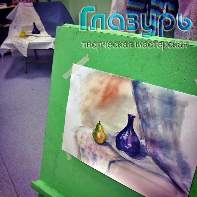 живопись, рисунок, уроки живописи, урок рисования, обучение, обучение рисованию