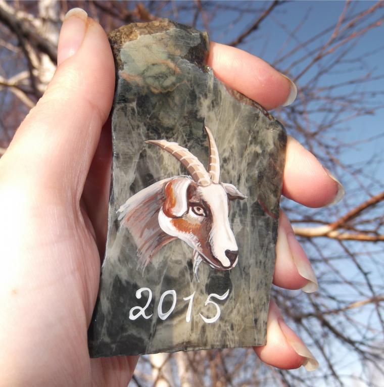 магниты, год овцы, новый год 2015, акция, акция недели, яшма