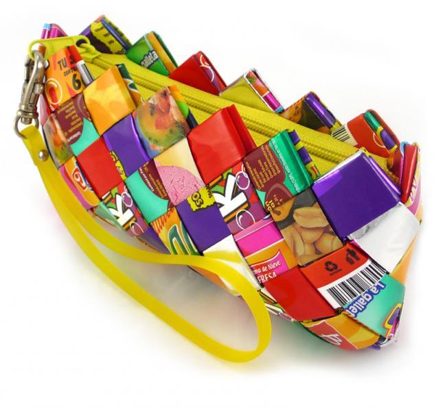 сумки из фантиков