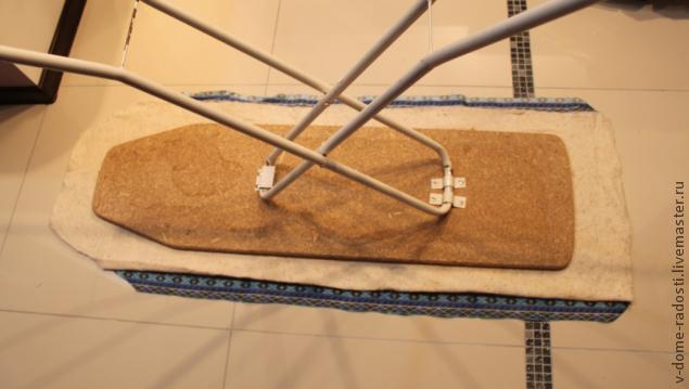 Обновить гладильную доску своими руками
