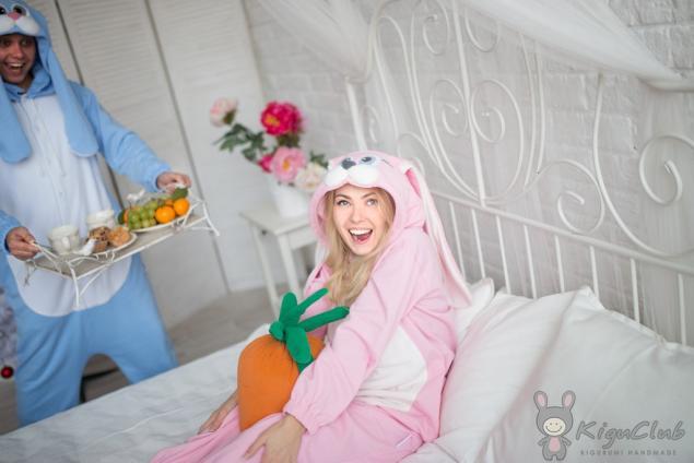 костюм зайца