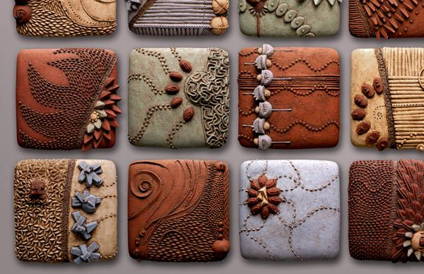 керамические панно