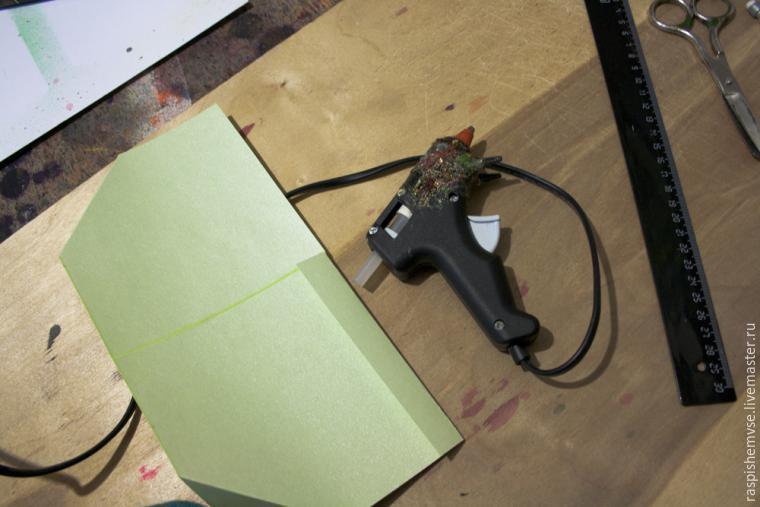 Делаем свадебные кулечки для лепестков, фото № 35