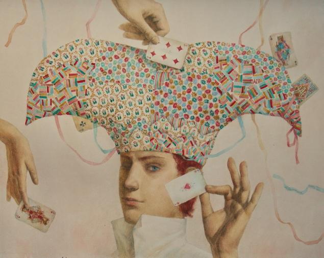 Алена Наливкина и ее сказочные картины, фото № 16