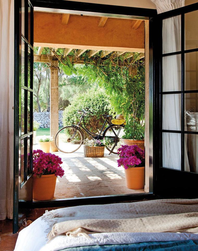 Дом в стиле прованс в Менорке, Испания   %name