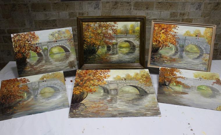 уроки рисования, мастер-класс для детей, картина маслом, живопись для взрослых, рисование для взрослых, тоскана, картина италия, живопись маслом, рисование одинцово