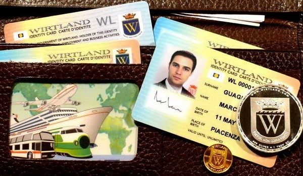 Паспорт Интернет-страны. Виртландия