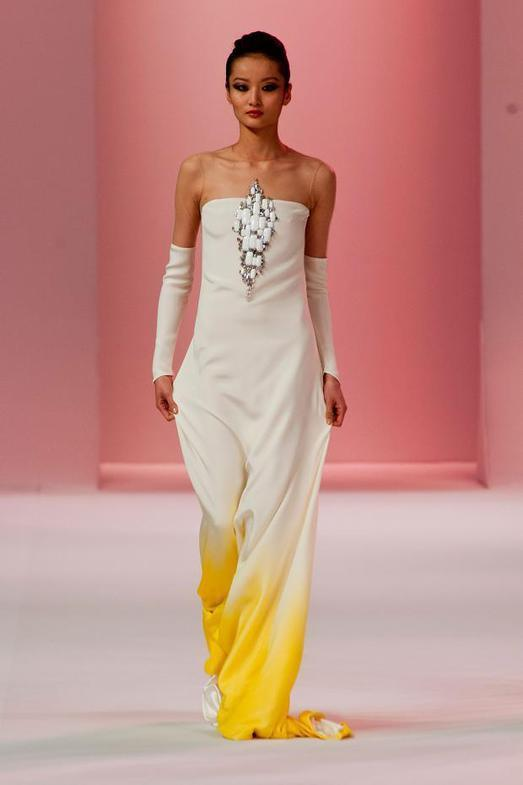 Stephane Rolland Haute Couture весна-лето 2014, фото № 22