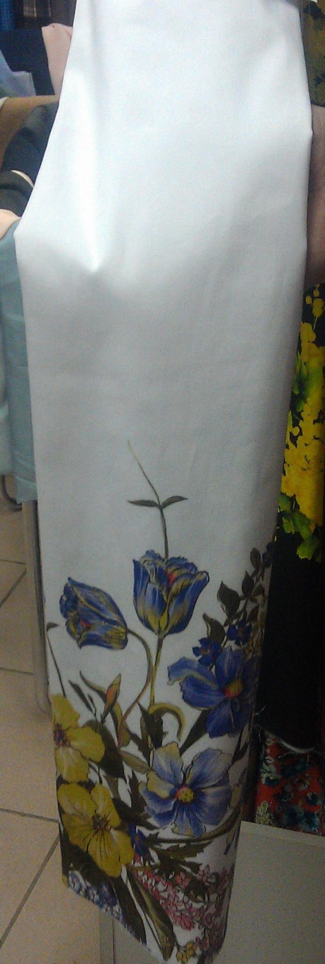 ткани для летних юбок