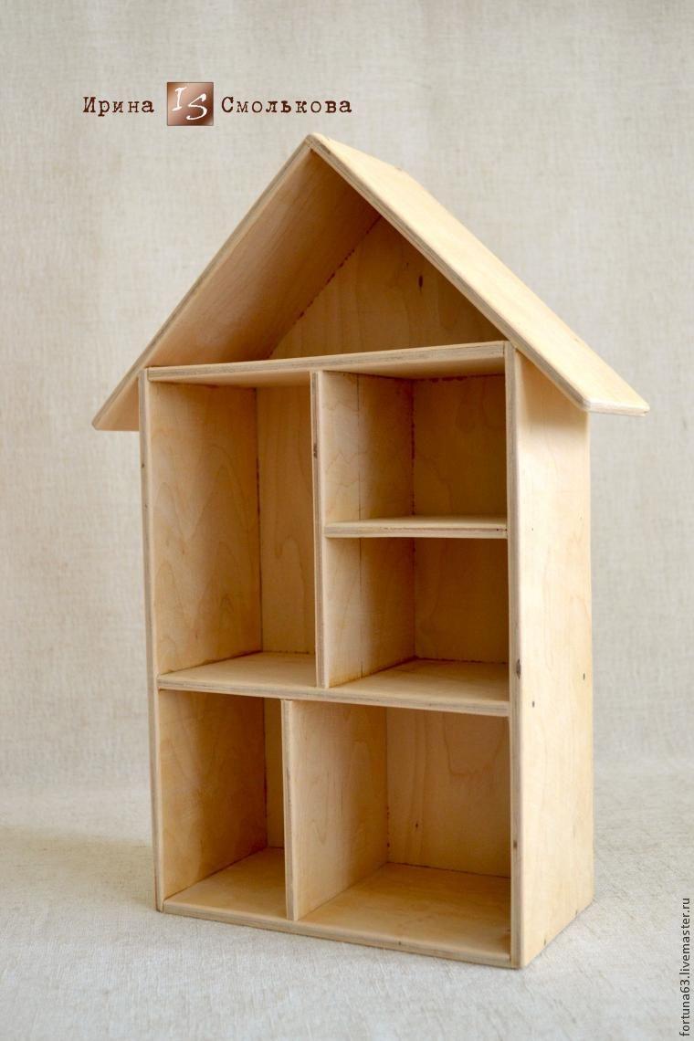 домик-витрина