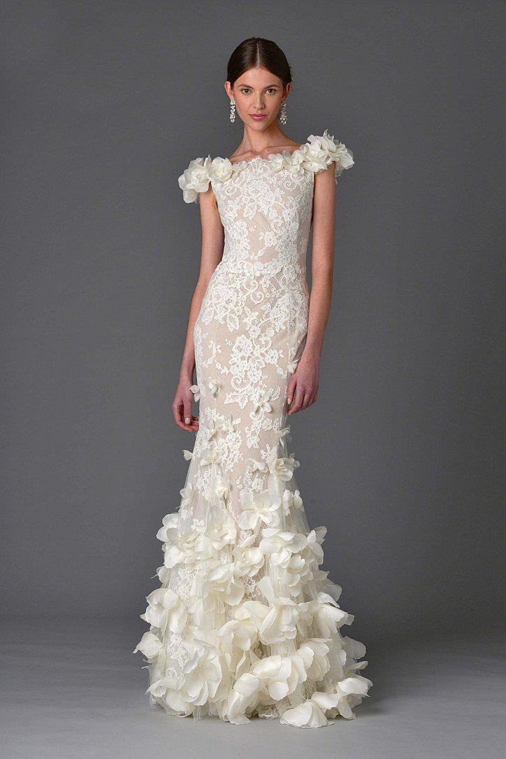 Marchesa wedding dress 2018