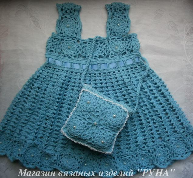 платье для девочки, красивый детский сарафан, мода 2014