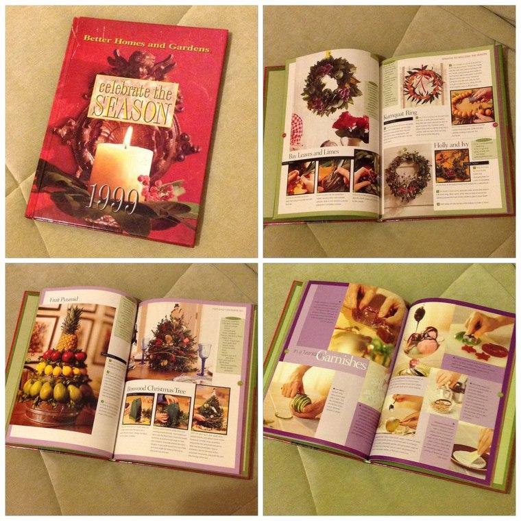 книга, декорирование, дизайн, рождество, блюда на рождество, дом