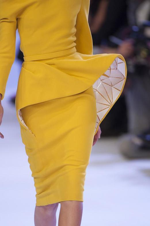 Stephane Rolland Haute Couture весна-лето 2014, фото № 71