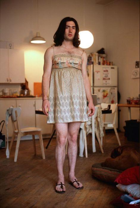 защищают салон фото переодевание в женскую одежду думают, что