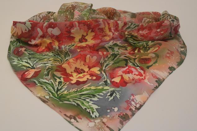женский день, праздничная акция, женщины, подарки к 8 марта, платки, картины, платок в подарок