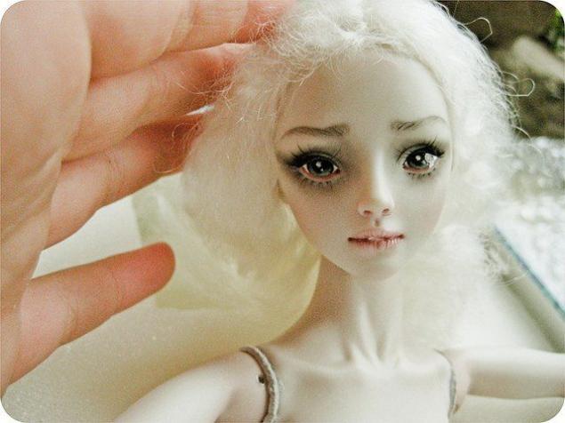 Фарфоровые куклы своими руками фото