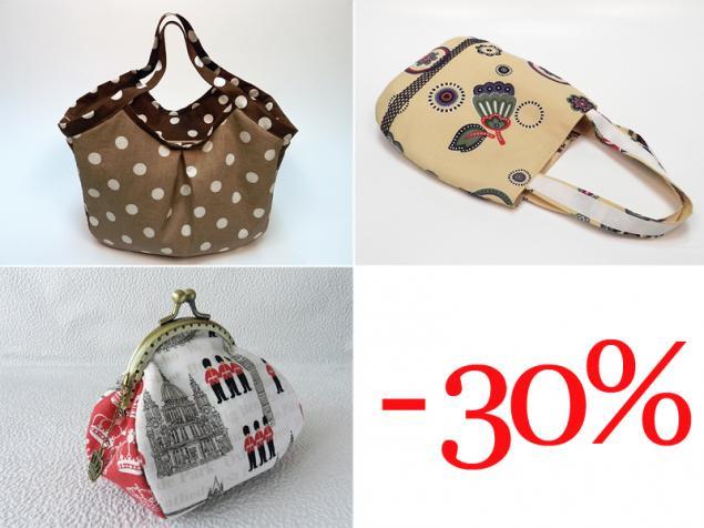 распродажа, распродажа сумок, скидка, скидки, скидка 30%, скидки на сумки, акция, акция магазина