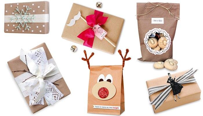 Креативные упаковки для подарков своими руками