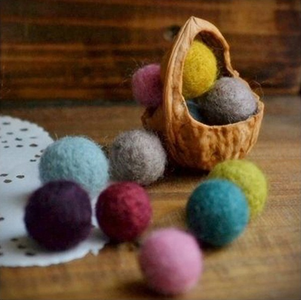 Cracking Nuts: Walnut Shells as a Material for Your Craft, фото № 46