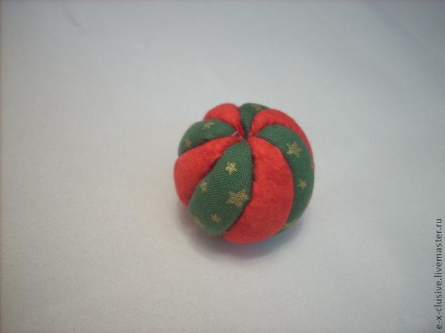 Елочные шары в технике кимекоми, фото № 12
