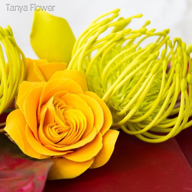 флористика в интерьере, флористическая композиция, цветы и интерьер