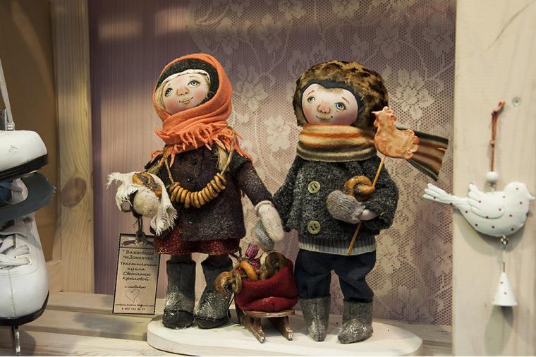 Выставка искусство куклы