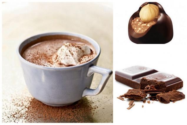 шоколад, ангора