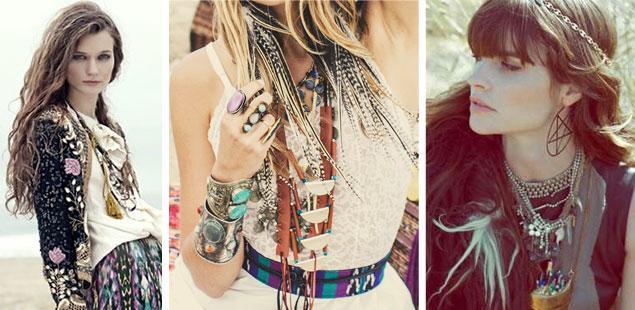Одежда в стиле индейцев