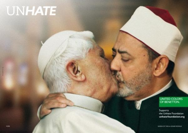 Рекламные кампании Benetton, фото № 40